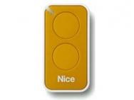 NICE INTI2Y пульт ДУ 2 канала, динамический код, желтый