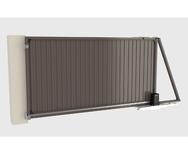Комплект сдвижных ворот Revolution 4500х2200 RAL8017, DHPN-4500x2200/RAL8017