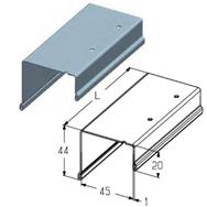 PRG-14 Профиль концевой (верхний)
