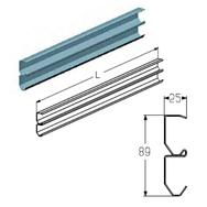 PRG-32-5700 профиль направляющий горизонтальный L=5700mm