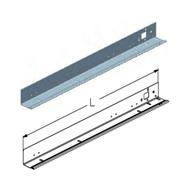 PRG02LL профиль угловой левый L=3295mm