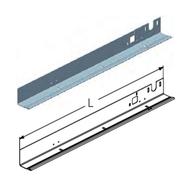 PRG02NL профиль угловой левый L=3295mm