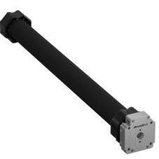 RS140/7MKIT привод с авар. откр. на  вал 102мм
