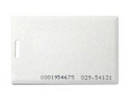 Проксимити карточка прямоугольная белая Doorhan EMarine