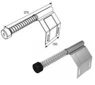 Комплект пружинного амортизатора укороченного K25026
