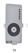 Пульт DoorHan T 5 управления 5 каналов с рамкой крепежной