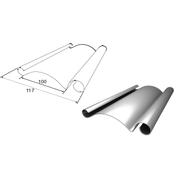 Профиль стальной RHS117