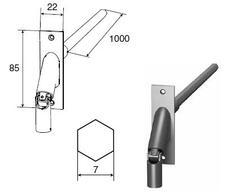 Кардан 90 RK7E (шестигранный)