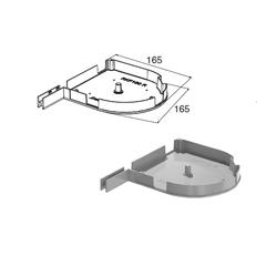 Крышка боковая RKF165 (пара)