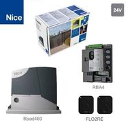 NICE RD400 KCE комплект привод для откатных ворот до 400кг