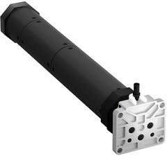 RS330/8MKIT привод с авар. откр. на вал 102мм