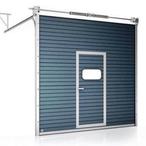 Гаражные секционные ворота RSD02 с торсионными пружинами