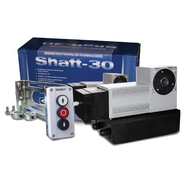Привод Doorhan Shaft 30 IP65KIT комплект (влагозащищенный, для ворот до 18 кв.м. 220В)