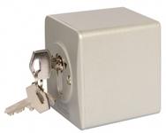 Выключатель замковый с ключом Somfy Orion (без фиксации ключа, внешняя проводка)