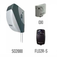 NICE SOONKIT привод комплект 24В до 15кв.м.
