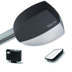 NICE SPIN22BDKCE привод комплект (ворота высота до 3.43м и до 10.5кв.м)