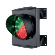 Cветофор TRAFFICLIGHT-LED 230В (зеленый+красный)