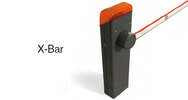 NICE X-BAR 3.5 шлагбаум до 3.5м