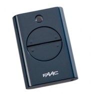 Пульт FAAC XT4 433 RC PANTONE 5395C 4-х канальный синий
