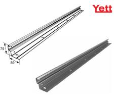 Вертикальная направляющая единая левая Y124L L=6000mm